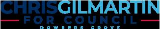 Chris Gilmartin for Council