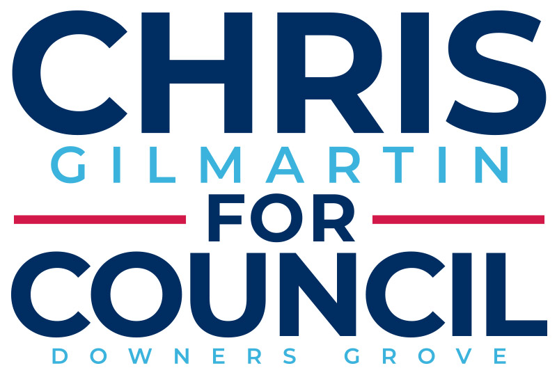 Chris Gilmartin for Downers Grove Council